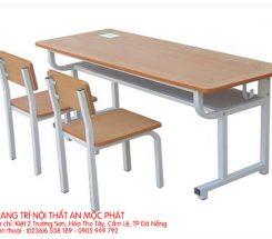 Một số mẫu bàn ghế học sinh.