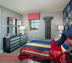 Những mẫu phòng ngủ cho bé trai mà ai cũng mê