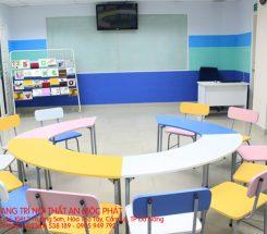 Nội thất trường học – Thiết kế trường học – Trang trí nội thất trường học