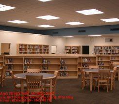 Thư viện đọc sách