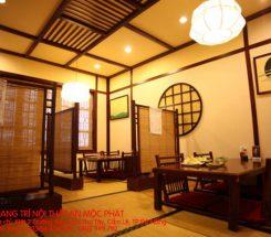 Khu Nhà Hàng Nhật Bản
